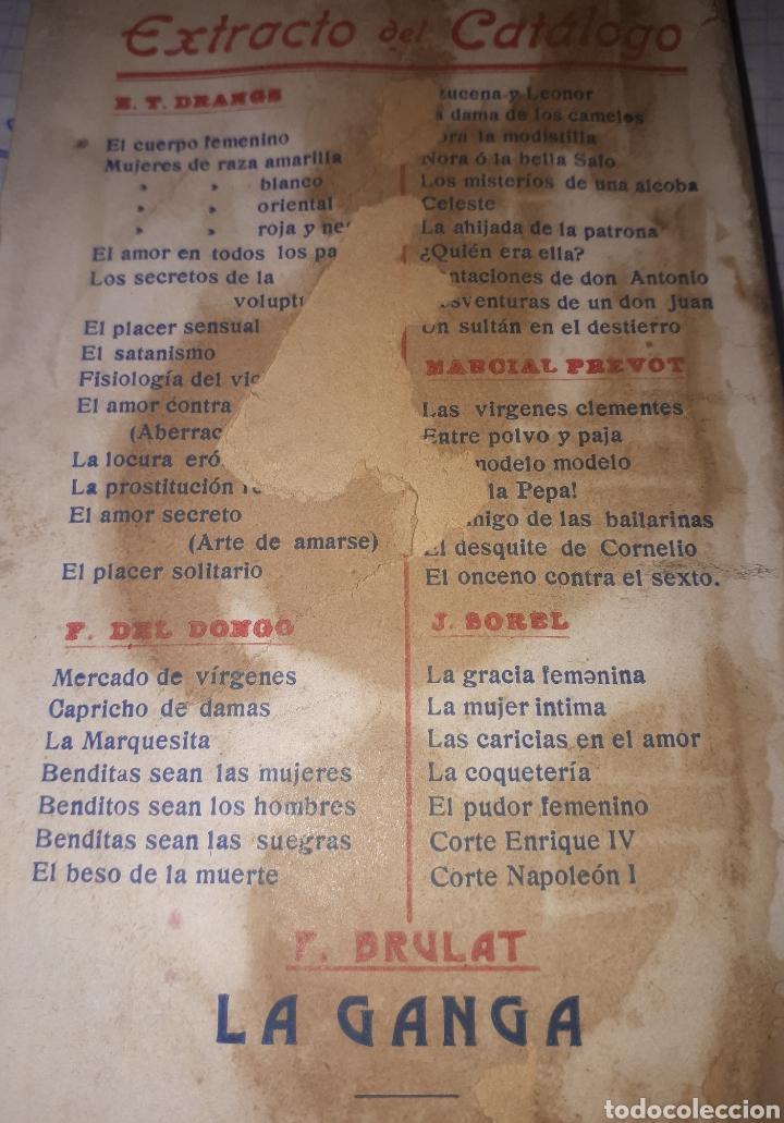 Libros antiguos: EL DESQUITE DE CORNELIO MARCIAL PREVOT - Foto 2 - 194217892