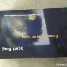 Libros antiguos: COMO GOTAS DE AGUA,SCOTT BORG. Lote 194305832