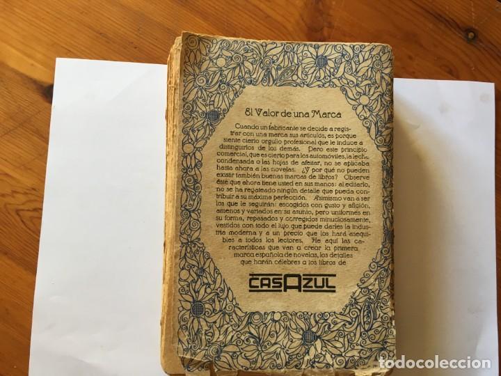 Libros antiguos: novela romantica,la belleza desconocida,año 1931 por alma viking - Foto 7 - 194407703