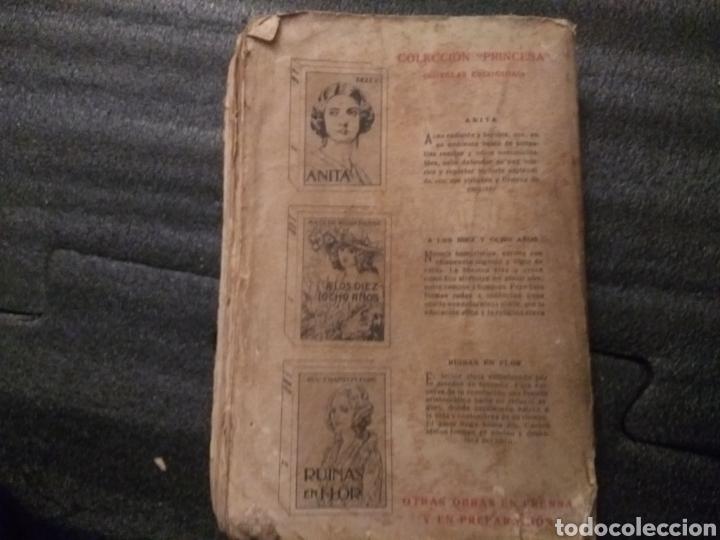 Libros antiguos: Colección princesa el rey de los Andes Delly 1923 Eugenio subirana - Foto 4 - 194737868