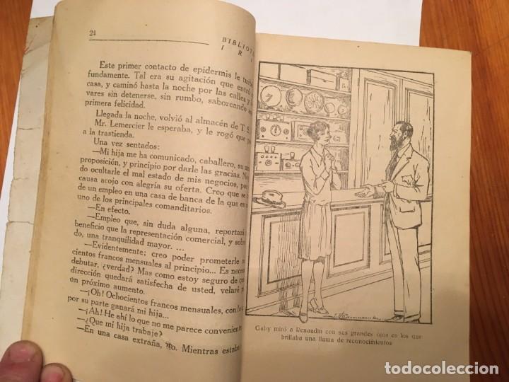 Libros antiguos: novela romantica, biblioteca iris año 1930 astucias de amor - Foto 3 - 194742083