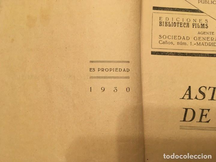 Libros antiguos: novela romantica, biblioteca iris año 1930 astucias de amor - Foto 4 - 194742083