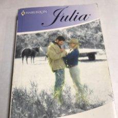 Libros antiguos: LIBRO - JULIA - PLANES SECRETOS - JUDY DUARTE. Lote 194771336