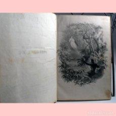 Libros antiguos: LIBRO ANTIGUO. FLOR DE UN DÍA. NOVELA. 1862. Lote 194882572