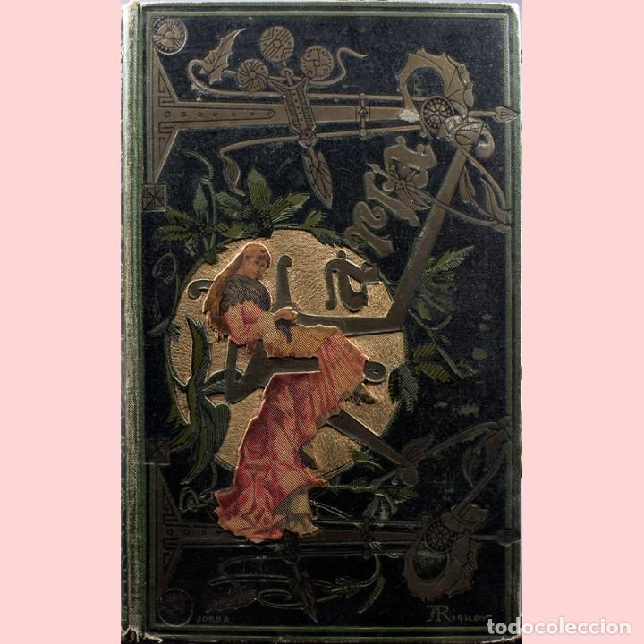 LIBRO ANTIGUO. JORGE ISAACS. MARIA. 1882 (Libros antiguos (hasta 1936), raros y curiosos - Literatura - Narrativa - Novela Romántica)