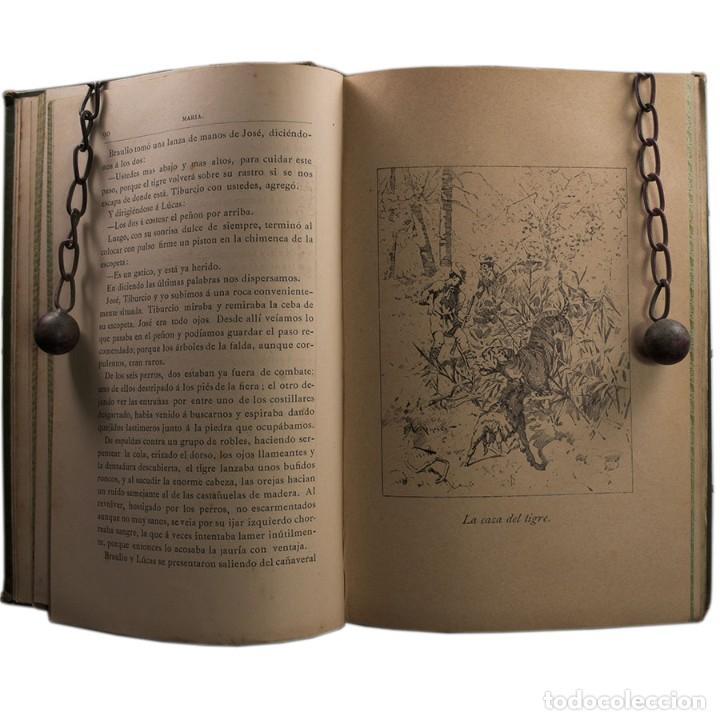 Libros antiguos: LIBRO ANTIGUO. JORGE ISAACS. MARIA. 1882 - Foto 5 - 194884907