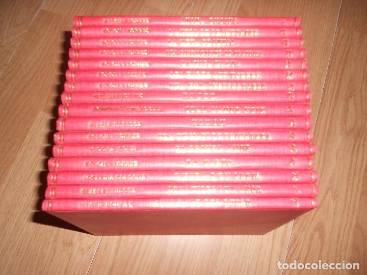 BIBLIOTECA GENTIL - LOTE DE 16 LIBROS - FOLCH I TORRES / BLASI I RABASSA / COMA I SOLEY / ETC..... (Libros antiguos (hasta 1936), raros y curiosos - Literatura - Narrativa - Novela Romántica)