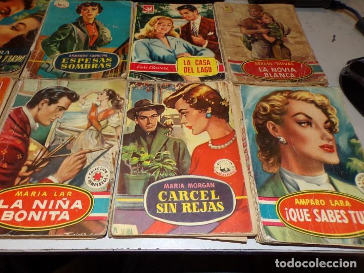 Libros antiguos: lote de novelas romántica de 14 novelas - Foto 3 - 195409010