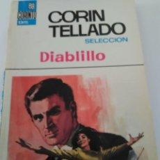 Livres anciens: EDITORIAL CORINTO Nº 133.DIABLILLO. CORIN TELLADO. Lote 197742170