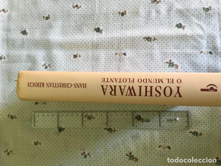 Libros antiguos: Yoshiwara o el Mundo Flotante - Foto 3 - 198766151