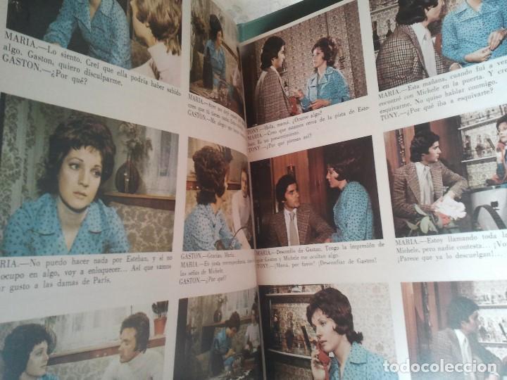 Libros antiguos: Coleccion completa de la fotonovela simplemente Maria. Encuadernada en 4 tomos - Foto 4 - 199393591