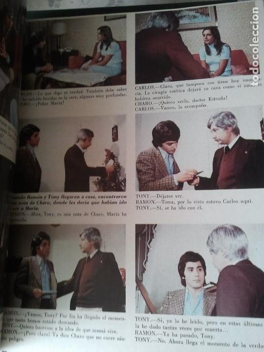 Libros antiguos: Coleccion completa de la fotonovela simplemente Maria. Encuadernada en 4 tomos - Foto 5 - 199393591