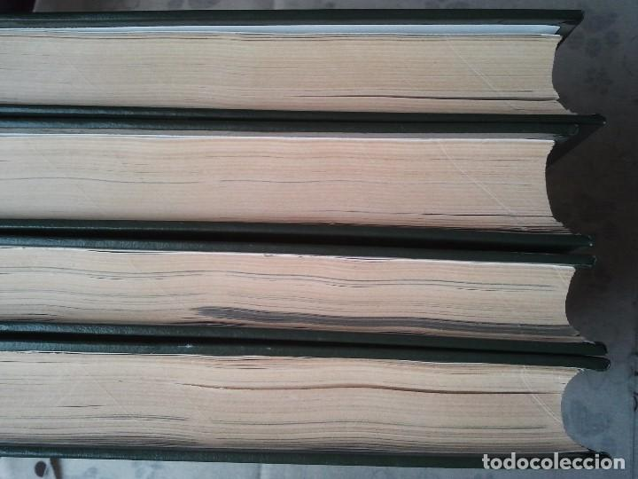 Libros antiguos: Coleccion completa de la fotonovela simplemente Maria. Encuadernada en 4 tomos - Foto 9 - 199393591
