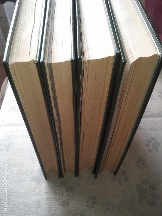 Libros antiguos: Coleccion completa de la fotonovela simplemente Maria. Encuadernada en 4 tomos - Foto 10 - 199393591