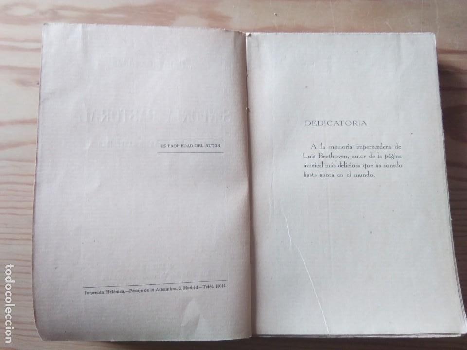 Libros antiguos: Novela 1931: SINFONIA PASTORAL, de Armando Palació Valdés - Foto 4 - 199995010