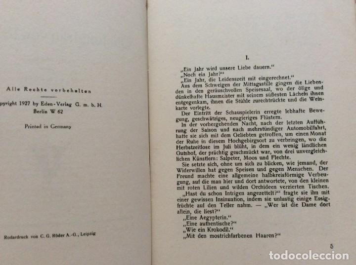 Libros antiguos: La virgen de 18 quilates, novela. Pitigrilli, 1927. 1.ª edición. - Foto 3 - 204748987