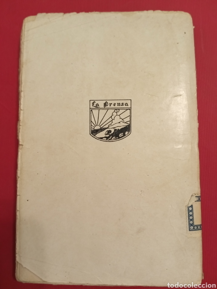 Libros antiguos: 1925 Rosalba Benito Pérez Armas Santa Cruz de Tenerife - Foto 2 - 205449757