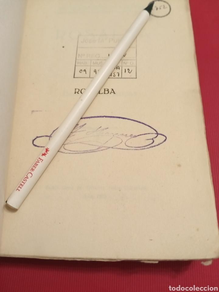 Libros antiguos: 1925 Rosalba Benito Pérez Armas Santa Cruz de Tenerife - Foto 4 - 205449757