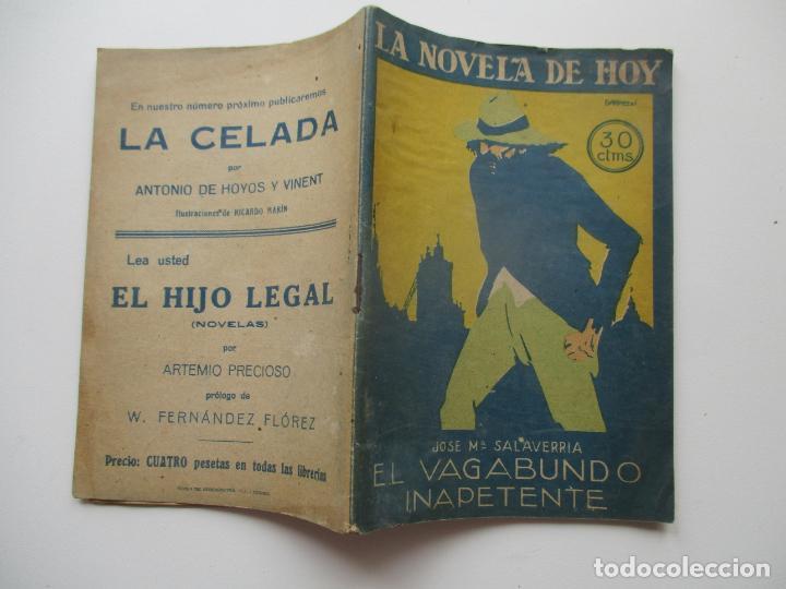 LA NOVELA DE HOY Nº 6. AÑOS 1920-30 (Libros antiguos (hasta 1936), raros y curiosos - Literatura - Narrativa - Novela Romántica)