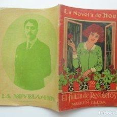 Libros antiguos: LA NOVELA DE HOY Nº 56. AÑOS 1920-30. Lote 205739803