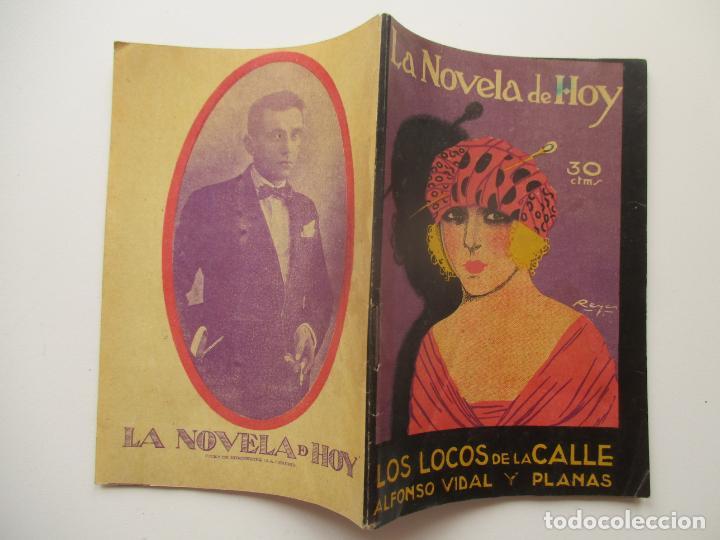LA NOVELA DE HOY Nº 65. AÑOS 1920-30 (Libros antiguos (hasta 1936), raros y curiosos - Literatura - Narrativa - Novela Romántica)