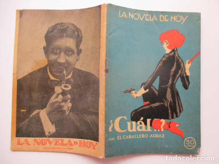 LA NOVELA DE HOY Nº 73. AÑOS 1920-30 (Libros antiguos (hasta 1936), raros y curiosos - Literatura - Narrativa - Novela Romántica)