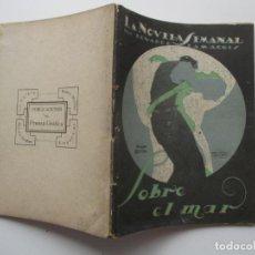 Libros antiguos: LA NOVELA SEMANAL Nº 119. AÑOS 1920-30. Lote 205765762