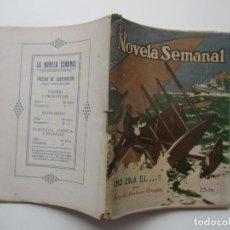 Libros antiguos: LA NOVELA SEMANAL Nº 125. AÑOS 1920-30. Lote 205765890