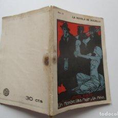 Libros antiguos: LA NOVELA DE BOLSILLO Nº 30. AÑOS 1920-30. Lote 205766093