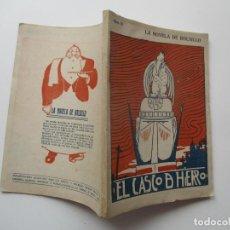 Libros antiguos: LA NOVELA DE BOLSILLO Nº 75. AÑOS 1920-30. Lote 205766250