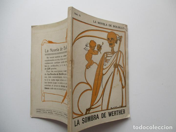 LA NOVELA DE BOLSILLO Nº 76. AÑOS 1920-30 (Libros antiguos (hasta 1936), raros y curiosos - Literatura - Narrativa - Novela Romántica)