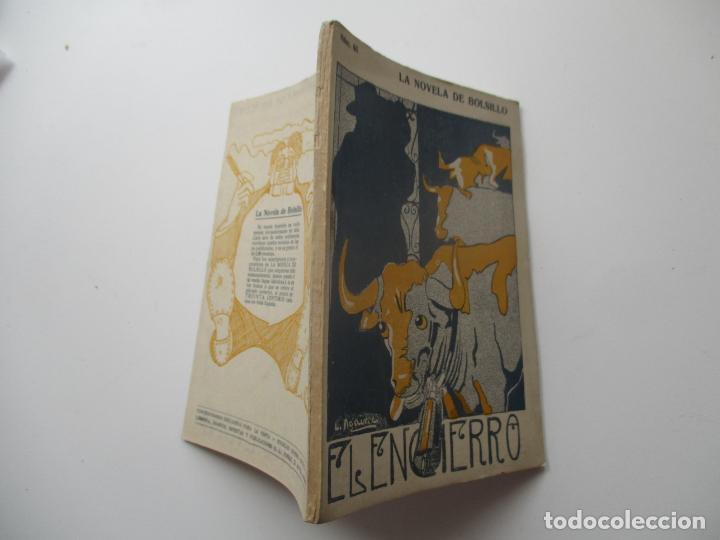 LA NOVELA DE BOLSILLO Nº 86. AÑOS 1920-30 (Libros antiguos (hasta 1936), raros y curiosos - Literatura - Narrativa - Novela Romántica)