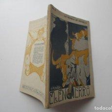 Libros antiguos: LA NOVELA DE BOLSILLO Nº 86. AÑOS 1920-30. Lote 205766446