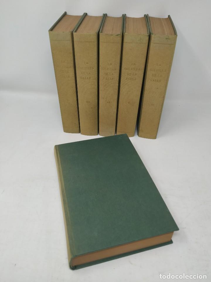 Libros antiguos: La golfilla de la calle. F. Alburquerque. Obra completa 6 tomos con ilustraciones, años 20. Castro - Foto 8 - 206275537