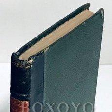 Libros antiguos: DELLY, M. [MARIE Y FRÉDÉRIC PETITJEAN DE LA ROSIÈRE]. LE FRUIT MÛR. ROMAN. Lote 206299865
