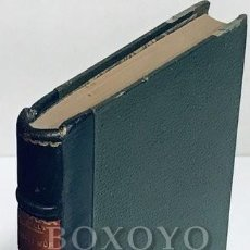 Libros antiguos: DELLY, M. [MARIE Y FRÉDÉRIC PETITJEAN DE LA ROSIÈRE]. LE FRUIT MÛR. ROMAN. Lote 206299872