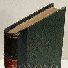 Libros antiguos: DELLY, M. [MARIE Y FRÉDÉRIC PETITJEAN DE LA ROSIÈRE]. LA FIN D'UNE WALKYRIE. Lote 206299873
