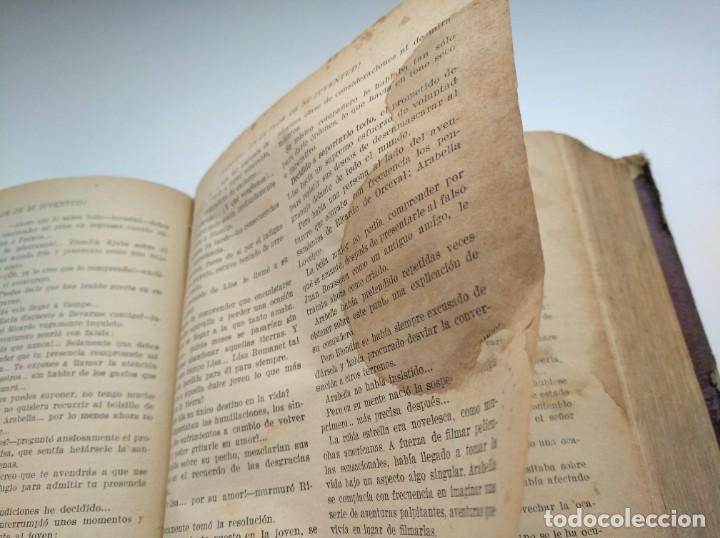 Libros antiguos: VENDIDA EN LA FLOR DE SU JUVENTUD - MARCEL PRIOLLET, ILUSTRACIONES DE GASTÓN PUJOL (COMPLETA) - Foto 8 - 207760457