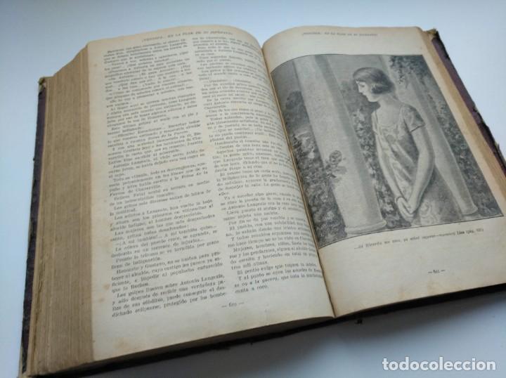 Libros antiguos: VENDIDA EN LA FLOR DE SU JUVENTUD - MARCEL PRIOLLET, ILUSTRACIONES DE GASTÓN PUJOL (COMPLETA) - Foto 11 - 207760457