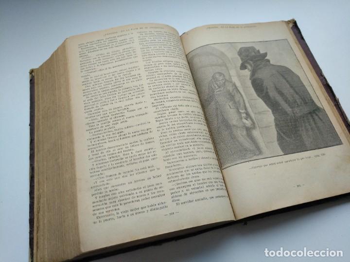 Libros antiguos: VENDIDA EN LA FLOR DE SU JUVENTUD - MARCEL PRIOLLET, ILUSTRACIONES DE GASTÓN PUJOL (COMPLETA) - Foto 12 - 207760457