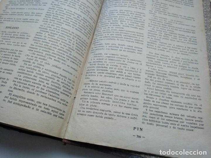 Libros antiguos: VENDIDA EN LA FLOR DE SU JUVENTUD - MARCEL PRIOLLET, ILUSTRACIONES DE GASTÓN PUJOL (COMPLETA) - Foto 13 - 207760457
