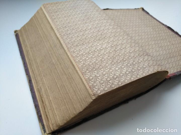 Libros antiguos: VENDIDA EN LA FLOR DE SU JUVENTUD - MARCEL PRIOLLET, ILUSTRACIONES DE GASTÓN PUJOL (COMPLETA) - Foto 14 - 207760457