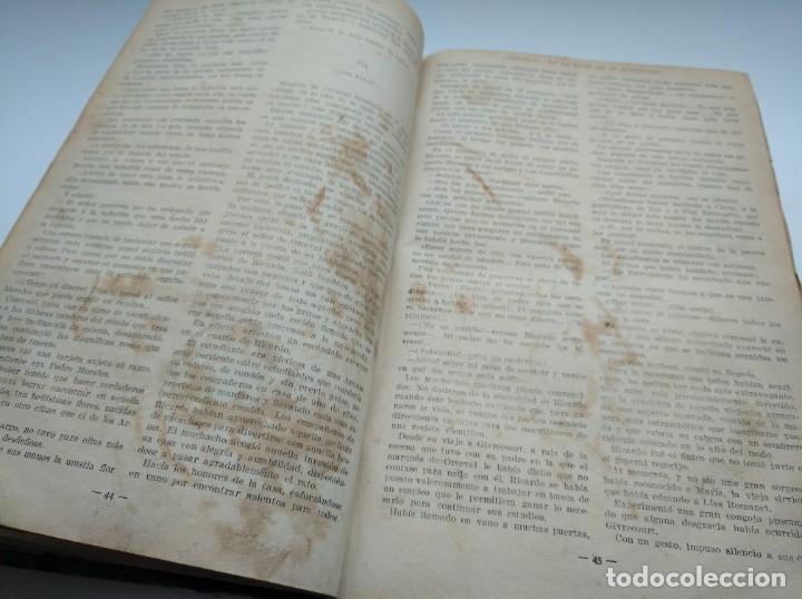 Libros antiguos: VENDIDA EN LA FLOR DE SU JUVENTUD - MARCEL PRIOLLET, ILUSTRACIONES DE GASTÓN PUJOL (COMPLETA) - Foto 16 - 207760457