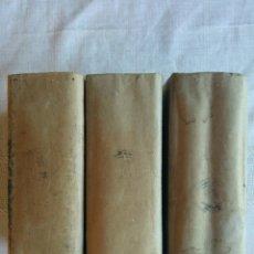 Livres anciens: LOS HIJOS DELA CALLE. CONTRERAS. Lote 207770417