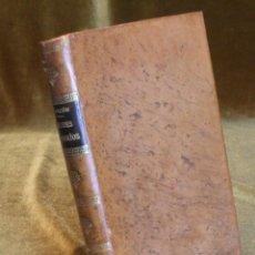 """Livres anciens: AMORES Y AMORÍOS""""DE PEDRO A. DE ALARCON. EDITADO POR A. DE CARLOS E HIJO, 1875. Lote 207945910"""