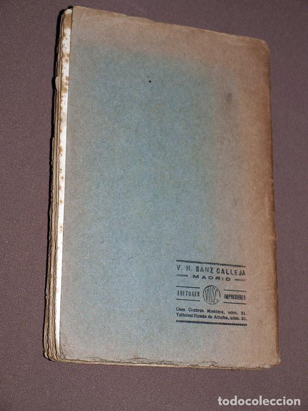 Libros antiguos: EL MISTERIO DE LOS OJOS CLAROS. Pedro MATA. Sanz Calleja SIN FECHA. MÁXIMO RAMOS. - Foto 4 - 208872048