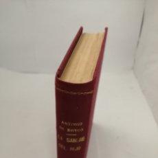 Libros antiguos: LA SANGRE DEL HIJO / UN SACRIFICIO EN LA SELVA / LA PIEL MALDITA / FRENTE A FRENTE Y OTROS. Lote 209638372
