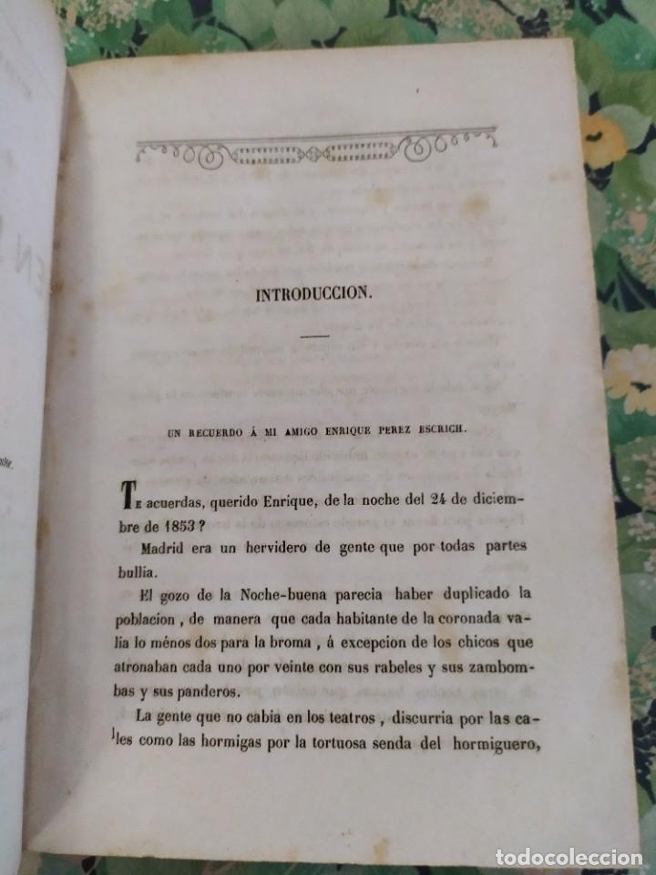 Libros antiguos: 1865. La ambición en la mujer. Novelas populares ilustradas. Antonio Altadill. - Foto 3 - 210240325