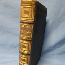 Libros antiguos: ANTIGUO LIBRO DE GIL BLAS DE SANTILLANA POR LE SAGE PARIS 1964. Lote 210311031