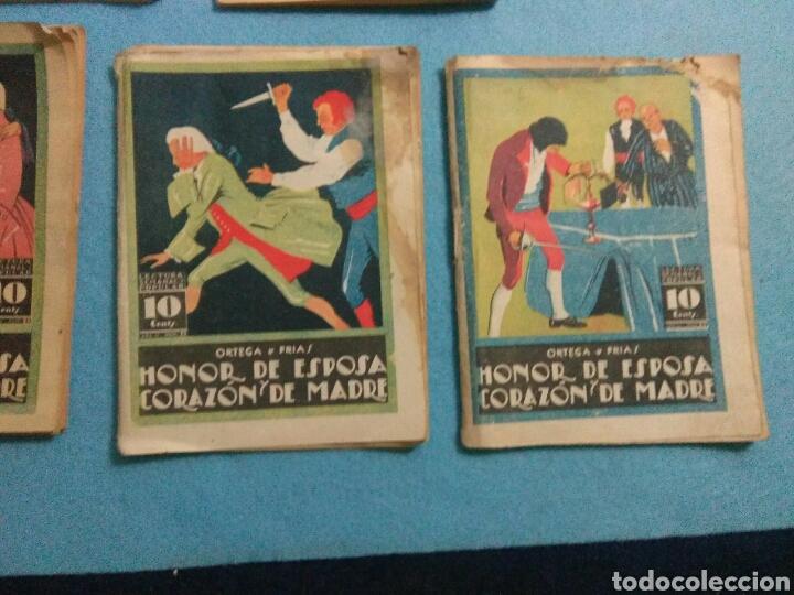 Libros antiguos: Antiguas novelas de honor de esposas corazon de madre ,1920 - Foto 5 - 211440055